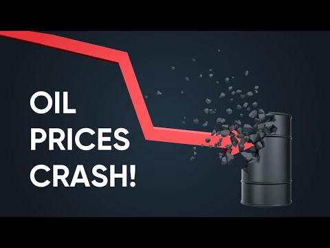 Oil Price Analysis for March 2020 | Crude & Brent Crash, What's Next?
