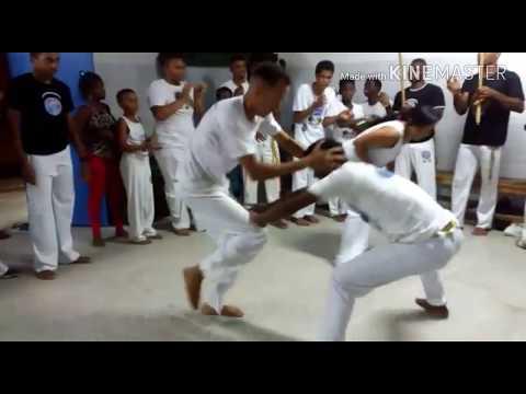 CapoeiraPalmares: Casa da Angola