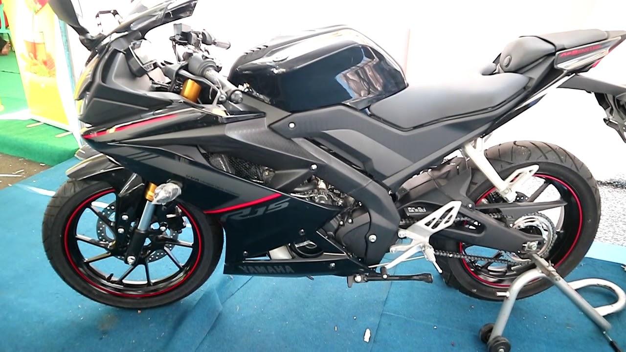 New Yamaha YZF R15 2018 ,Black colour