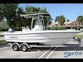 SOLD - 2004 Triumph 210 CC - Yamaha 150 Four Stroke - Video Tour + Sea Trial