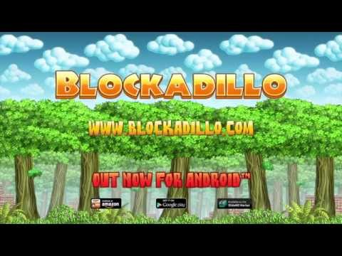 Blockadillo - gameplay trailer