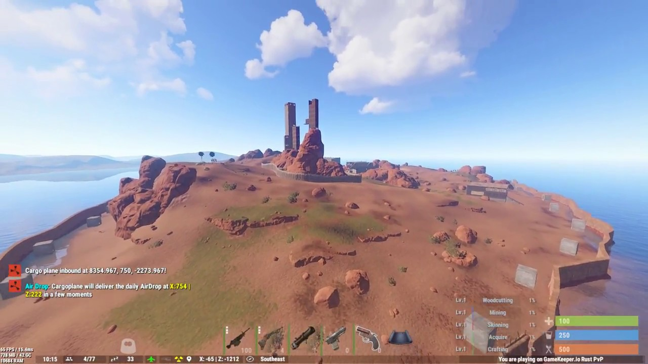 Rust Servers – GameKeeper io