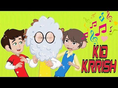 Kid Krrish Movie Cartoon  | Kid krrish Songs | Hindi Songs For Kids | songs for children