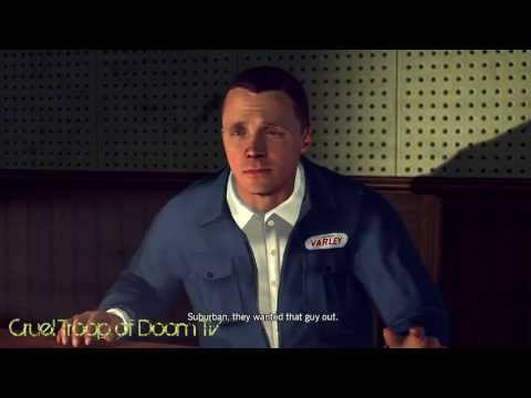 L.A. Noire: Perfect Interrogation  Reginald Varley at Central Station The Gas Man Case