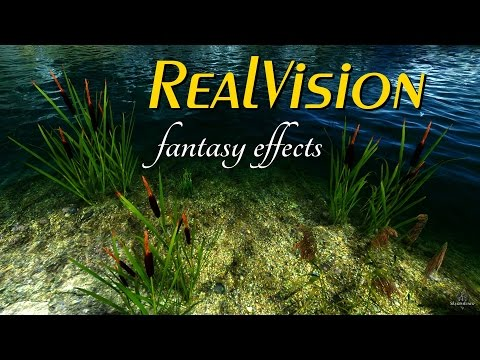 SKYRIM HD - RealVision ENB - fantasy effects [ PC | HD 1080p ]