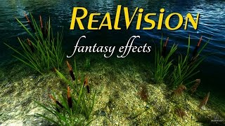 SKYRIM HD - RealVision ENB - fantasy effects [ PC   HD 1080p ]