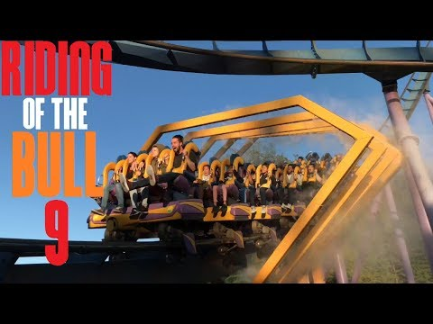 Riding of the Bull 9: The Movie - 15 HOURS AT SFGadv!