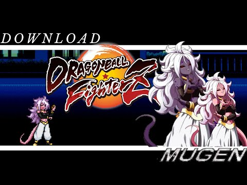 Android 21 Mugen Download