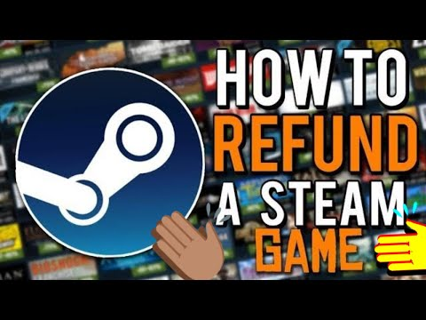 How To Refund A Game On Steam | 2018 Tutorial | SEE DESC.