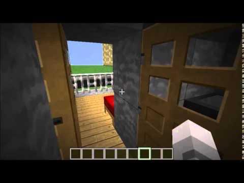 Город в Minecraft - 4 - Библиотека
