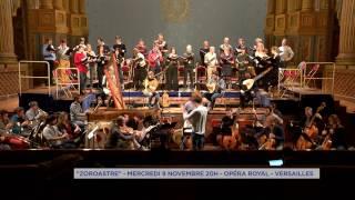 Musique : Raphaël Pichon de retour dans les Yvelines