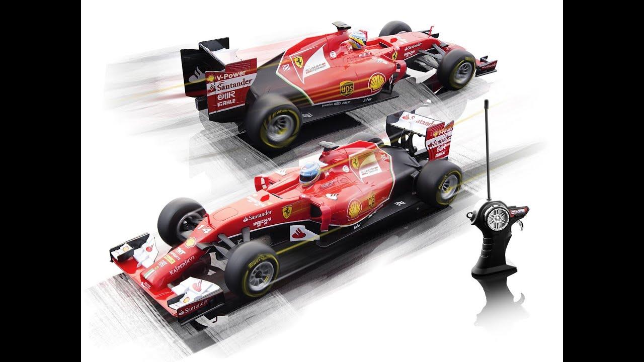 Maisto Tech Ferrari & Red Bull Racing Formula 1 F1 Remote