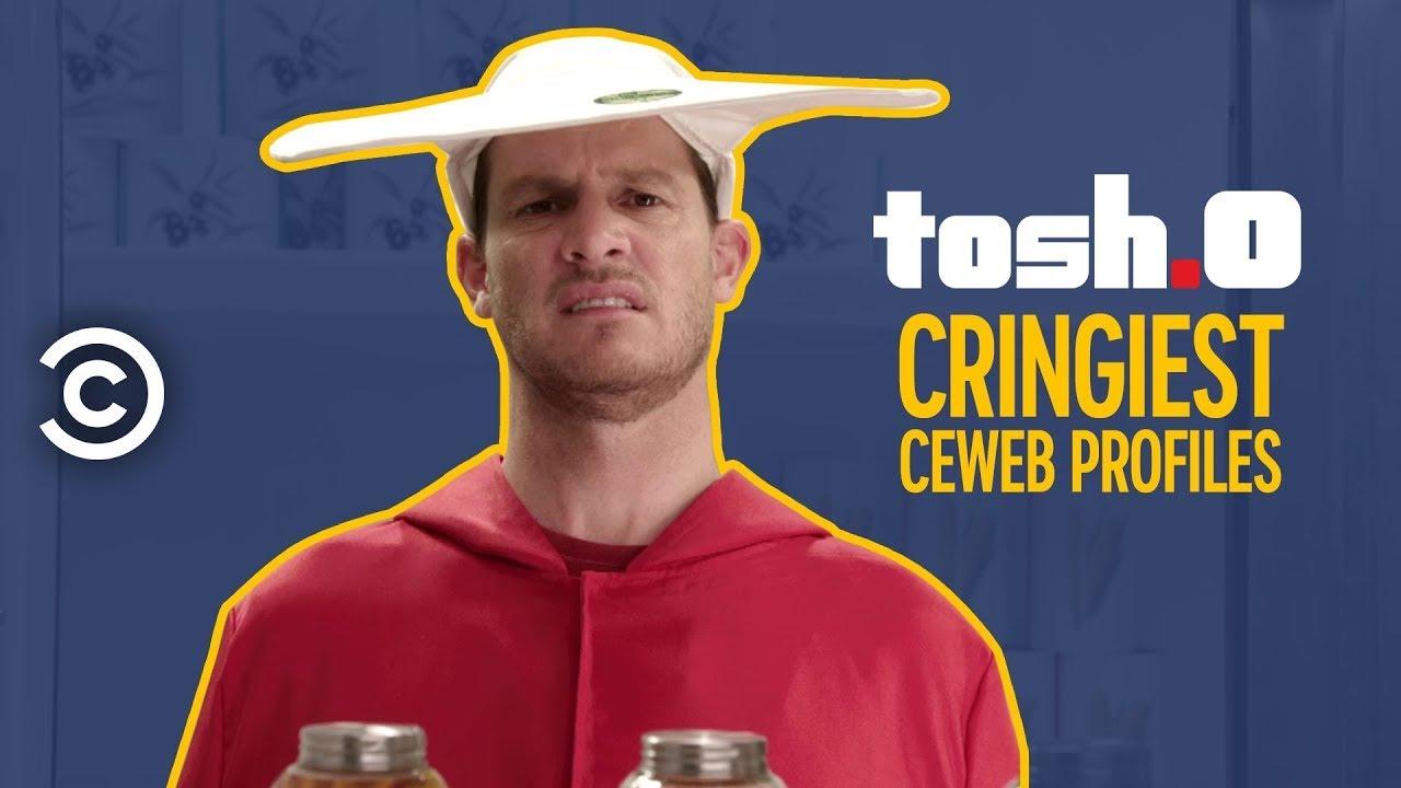 The Cringiest CeWEBrity Profiles - Tosh.0