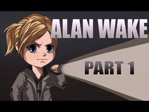 Alan Wake Walkthrough Part 1 - You Put The Lime In The Coconut Whoo Whoo!!!