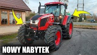 Nowy Nabytek U Patryka ☆Zetor Crystal 150 HD ☆Powrót Traktorem Do Domu