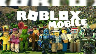 ROBLOX MOBILE (play store game series)#robloxmobile #deleiv71