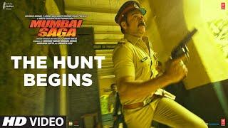 Mumbai Saga: The Hunt Begins (Dialogue Promo) Emraan H, Suniel S, John A, Kajal A,Mahesh M| 19 March