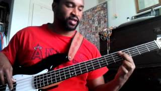 Hez Walker Bass Lesson: Every Praise