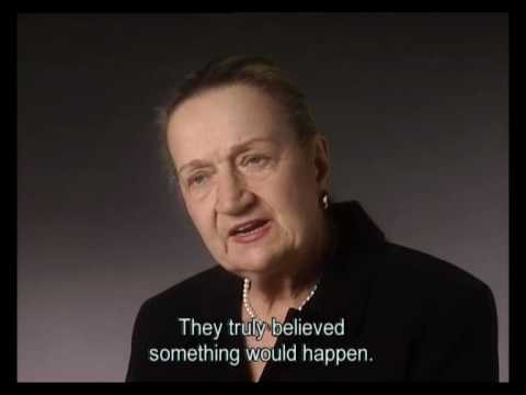 Holocaust Survivor Testimonies: Deportation from Hungary