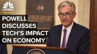 Fed's Powell speaks at National Association for Business Economics meeting – 10/8/2019