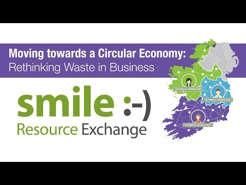 Moving towards a Circular Economy: Rethinking waste in business