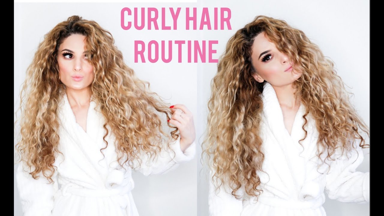 How Do You Get Your Hair To Look Naturally Curly