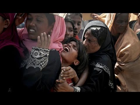 euronews (in Italiano): Rohingya: il Myanmar si difende dall'accusa di pulizia etnica