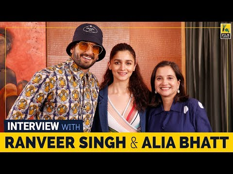 Ranveer Singh & Alia Bhatt Interview with Anupama Chopra | Gully Boy | Film Companion