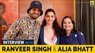 Ranveer Singh & Alia Bhatt Interview with Anupama Chopra | Gully Boy | Film Companion