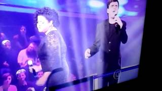 The Voice Br - Batalha Edu Camardo e Rose Oliver