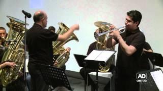 AD LIBITUM ESCOLA DE MUSICA , CONCIERTO PROFESORES CURSO ALTO RENDIMIENTO 2011.ave maria