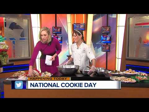 National Cookie Day with Cantoro Italian Market