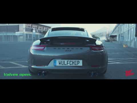 ARMYTRIX Weaponized Porsche 991 Carrera GTS by Wulfchiptegnik