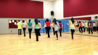 Trouble To Me - Line Dance (Dance & Teach in English & 中文)