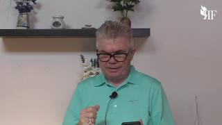 Christian Foundations - 13. Learning your Authority in Jesus Christ Part I