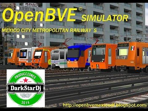 REVIEW OPEN Bve Trenes Y Metros SIMULADOR