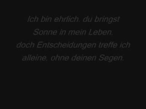 D-Bo ft. Bahar - ruf nach mir / Lyrics