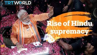 How Hindu supremacy became a thing in India