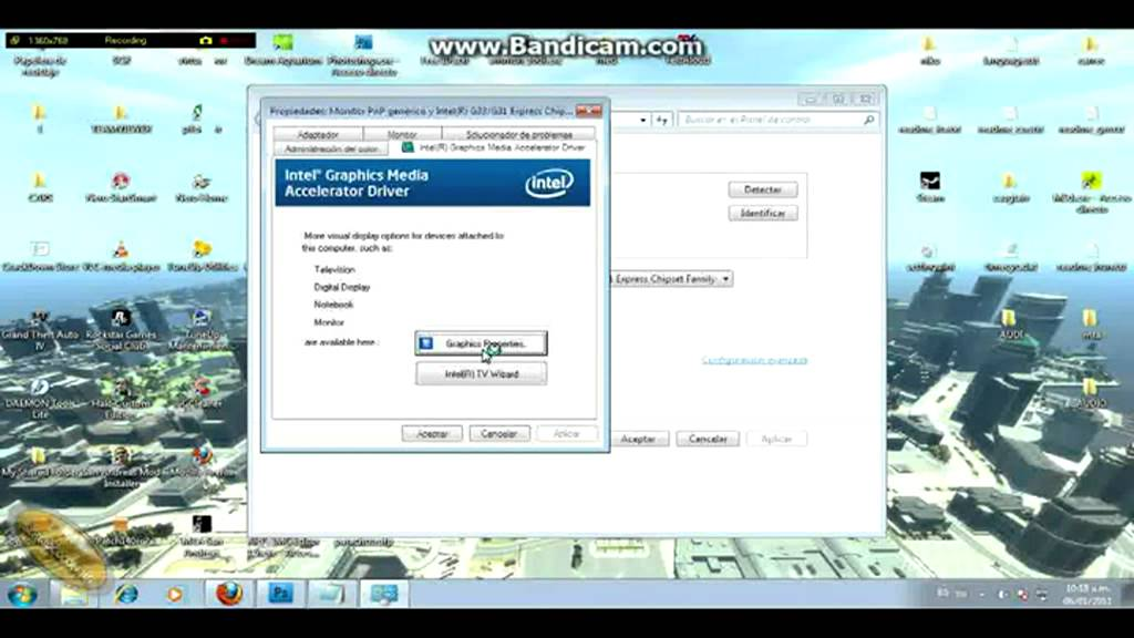intel graphics media accelerator driver windows 7 64 bit