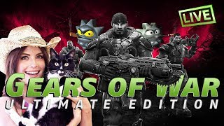 Gears of War: Ultimate Edition (Part 1) None of that $60 multiplayer only bullsh*t