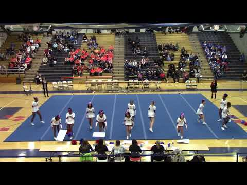 TC Williams High School at 6C Occoquan Region Cheer Competition 2018