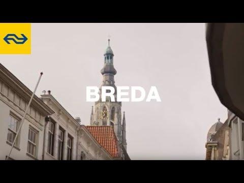 Ontdek de gezellige stad Breda | NS