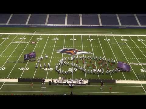 Van Alstyne High School Band 2015 - UIL 3A Texas State Marching Contest
