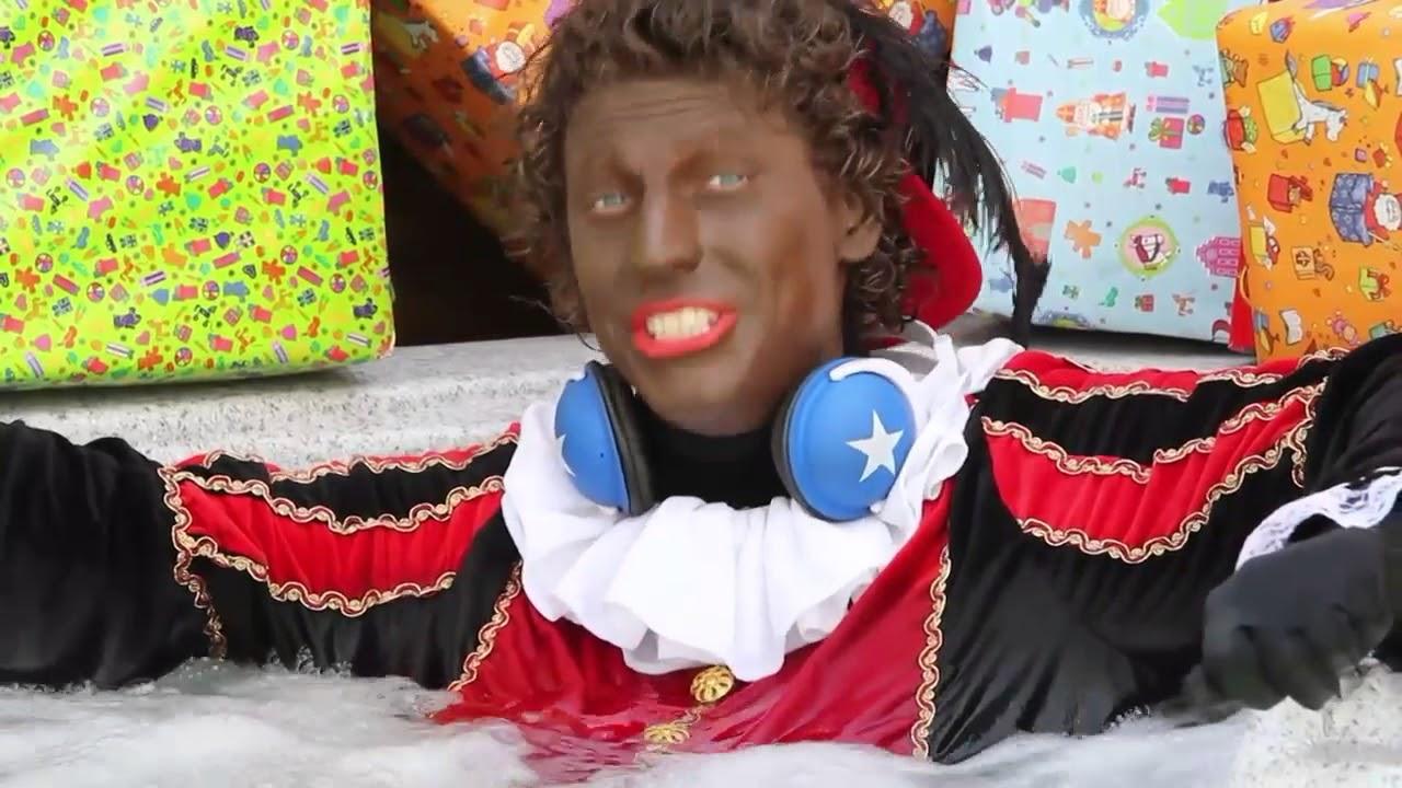 Party Piet Pablo De Pieten Sinterklaas Move Sinterklaashit Van