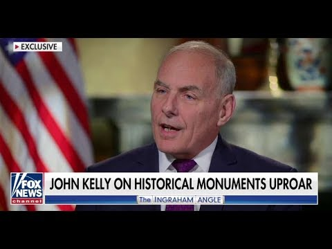 John Kelly Just Blamed 'Both Sides' For The Civil War