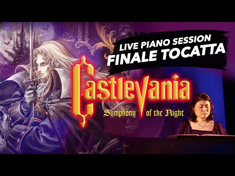 LIVE: Michiru Yamane - Final Tocatta (Castlevania) // Pixelatl FESTIVAL