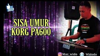 SISA UMUR Qasidah KORG Pa600