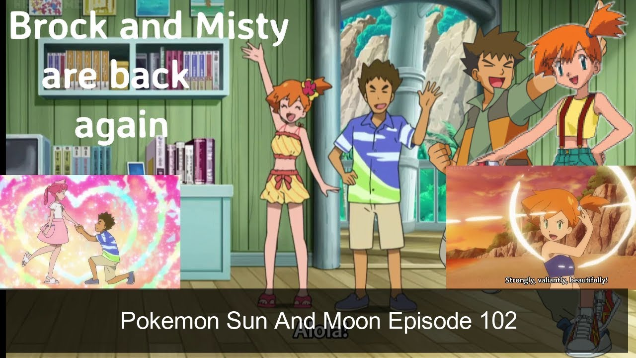 Images of sun and moon pokemon episode 102 sub full