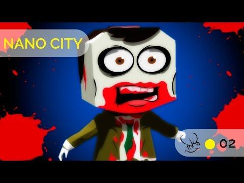 Nano City · Zombie 01