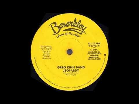 Jeopardy (Instrumental Version) - Greg Kihn Band